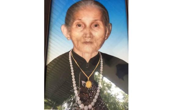 Mẹ Việt Nam Anh hùng Phạm Thị Nơ từ trần