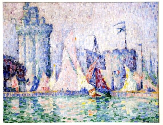 Tìm thấy tác phẩm bị đánh cắp của Paul Signac