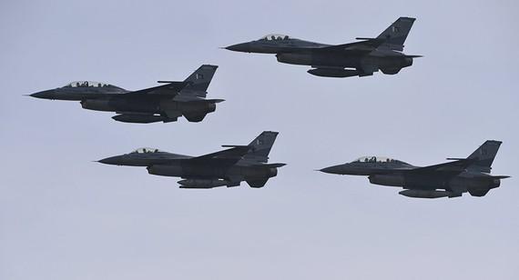 Chi tiêu quân sự toàn cầu tăng 2,6%