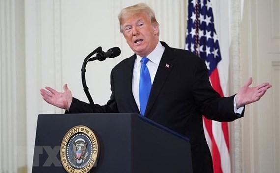 Tổng thống Donald Trump cho rằng người tiêu dùng Mỹ có thể mua hàng hóa của Việt Nam và nhiều nước khác vì không bị áp thuế