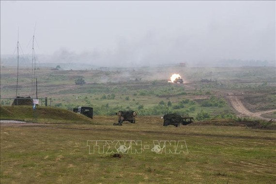 NATO tập trận quy mô lớn tại Ba Lan