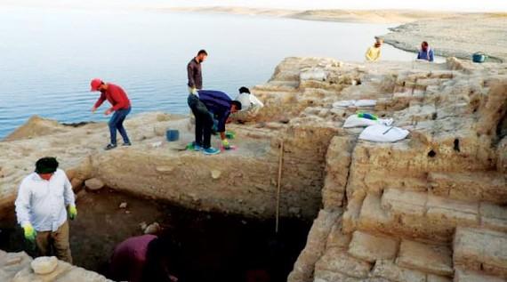Lâu đài 3.400 năm tuổi ở Iraq