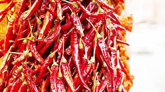 Ăn quá nhiều ớt tăng nguy cơ mất trí nhớ
