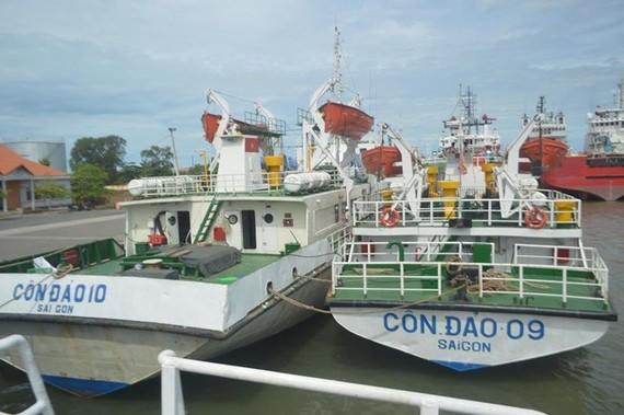 Thanh lý tàu Côn Đảo 09 dù mới sửa chữa hơn 2,4 tỷ đồng