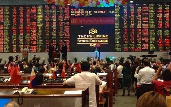 Philippines hút đầu tư chứng khoán