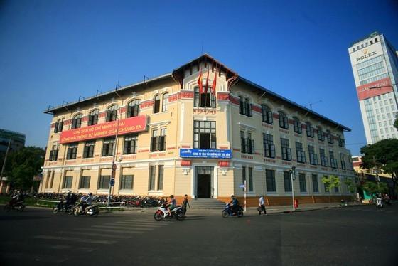 Tòa nhà trụ sở Hỏa xa