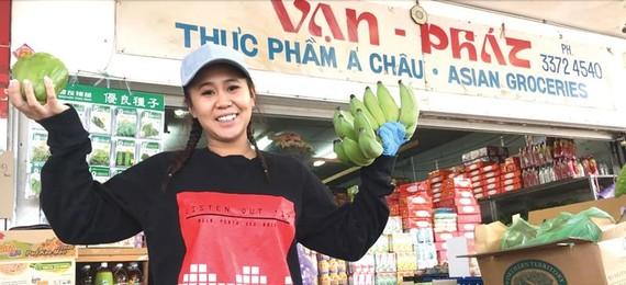Vi Nguyen hạnh phúc với cuộc sống trong cộng đồng người Việt ở Inala