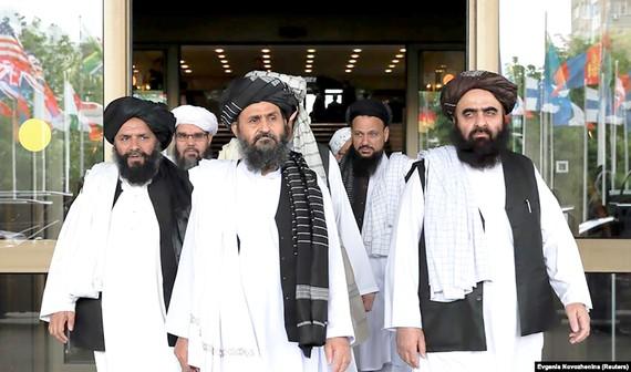 Taliban lam kho My