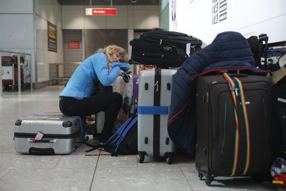 A computer systems failure at British Airways caused chaos for thousands of travellers on a busy holiday weekend. — AFP/VNA