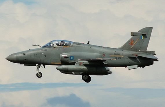 Hawk training aircraft (Source: malaysiandefence.com)