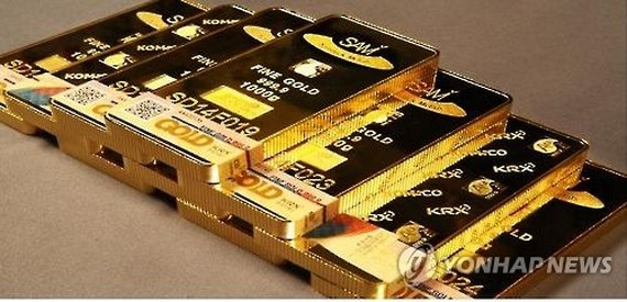 Gold prices hit 4-month high on geopolitical risks