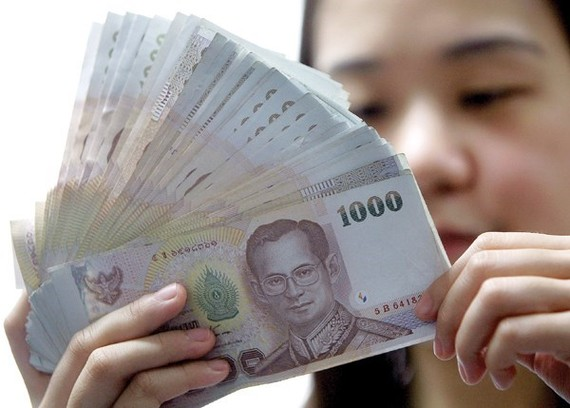 Thai Baht (Source: themalaymailonline.com)