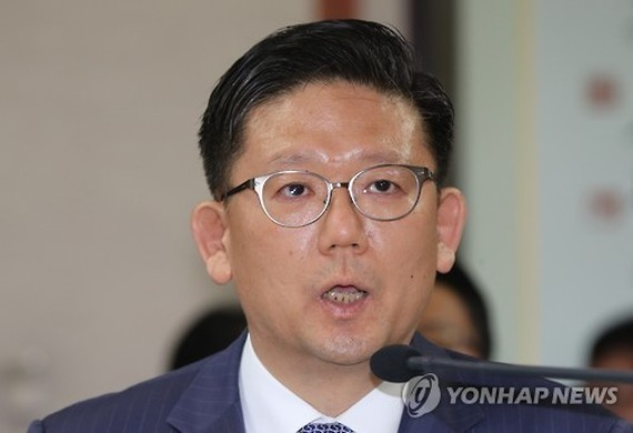 Chang Ho-joong, chief of the Busan District Prosecutors' Office. (Yonhap file photo)