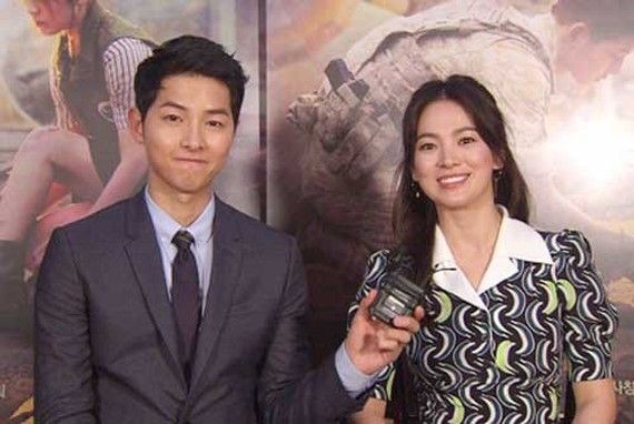 Marriage of Song Joong-ki, Song Hye-kyo shrouded in complete secrecy