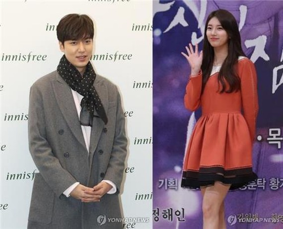 Actor couple Suzy, Lee Min-ho break up after three years together