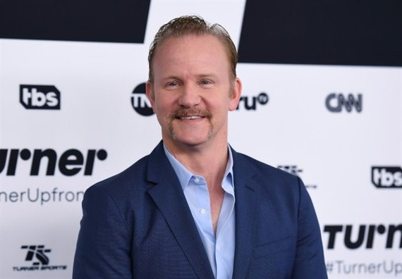 "Documentary filmmaker Morgan Spurlock has confessed to creating ""a world of disrespect through my own actions"". — Photo yahoo.com"