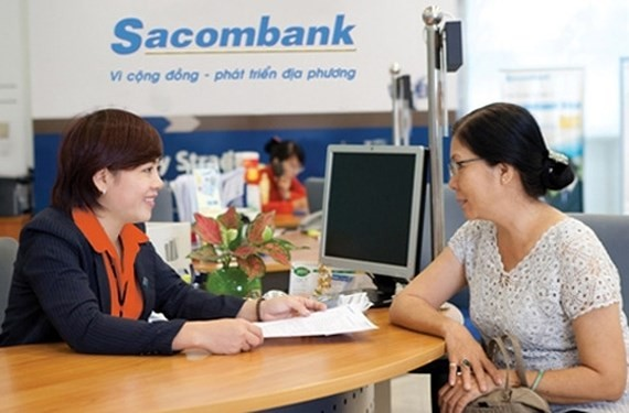 Sacombank's bad debt ratio below 3 percent in 2018