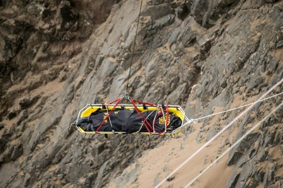 Fifty bodies recovered from horrific Peru bus crash