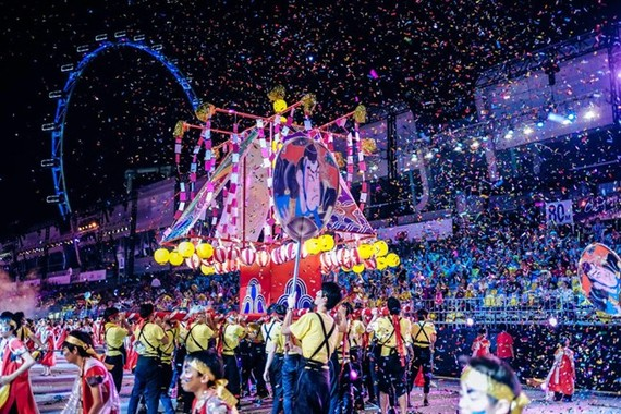 Vietnam joins Asia's largest street festival in Singapore