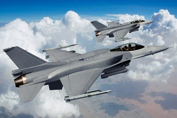 Indonesia receives 24 F-16 fighter jets from US