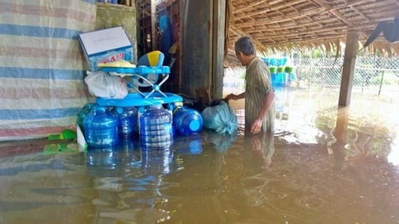 the southern region may experience high tide in 2018 -Photo: SGGP