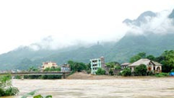 MARD launches program to support flood-hit areas