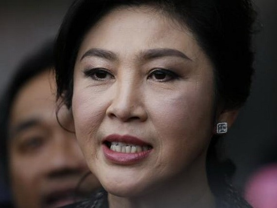 Former Prime Minister Yingluck Shinawatra (Photo: nu.nl)