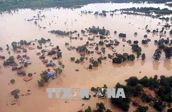 Lao dam collapse: 31 bodies found, 100 still missing