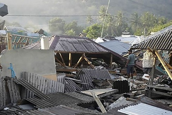 RoK offers 500,000 USD in aid for quake-hit Indonesia