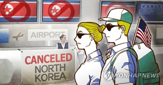 U.S. tells its citizens not to visit N. Korea