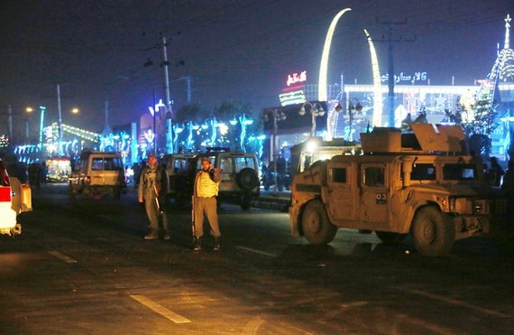 At least 50 killed in suicide attack on Kabul religious gathering
