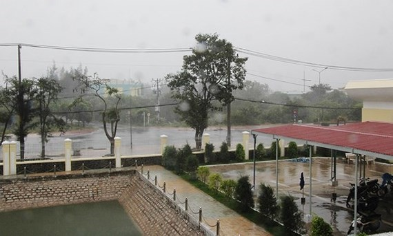 Heavy rains continue to hit Central & East Southern region