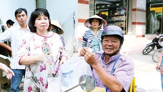 150 phần quà trao tay bà con nghèo tại tỉnh Đồng Tháp