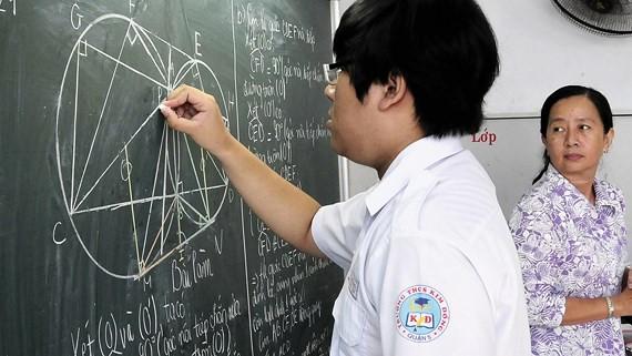 Quy định về chuẩn nghề nghiệp giảng viên sư phạm