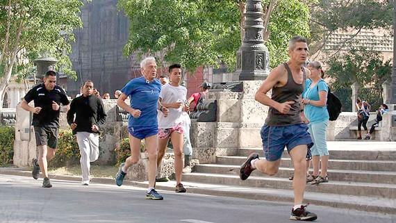 Marathon Hy vọng ở Cuba