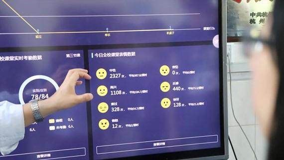 Trung Quốc thử nghiệm hệ thống quản lý học đường thông minh