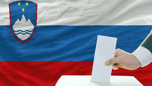 Bầu cử ở Slovenia. Ảnh: Election Channel
