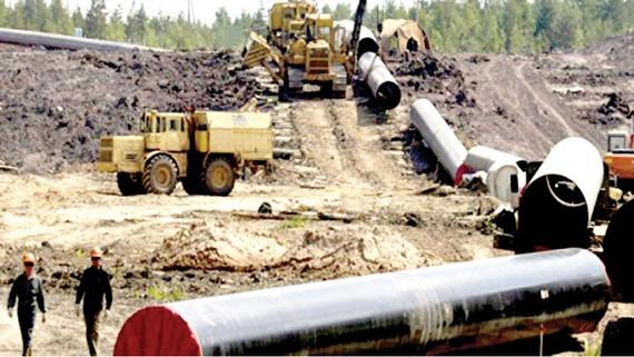 Đường ống khí đốt tự nhiên nối vùng Viễn Đông của Nga với bờ biển phía Đông của bán đảo Triều Tiên