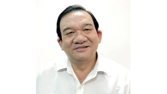 Ông Lê Minh Tấn