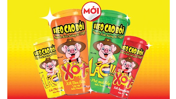 Masan Consumer và Jinju Ham hợp tác cung cấp các sản phẩm từ thịt ngon
