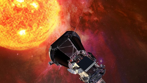 NASA xúc tiến dự án nghiên cứu Mặt trời