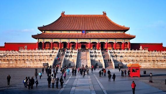 Cố Cung thu hút 100 triệu lượt khách du lịch