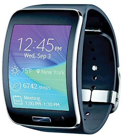 Samsung giảm vị trí trên thị trường sản xuất đồng hồ thông minh