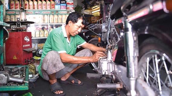 Ngày hội cho những người thợ máy tranh tài