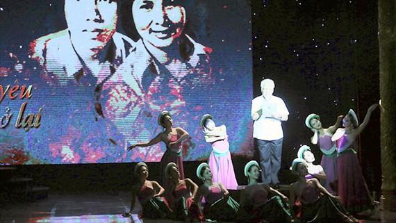 Chương trình nghệ thuật tưởng nhớ Lưu Quang Vũ - Xuân Quỳnh