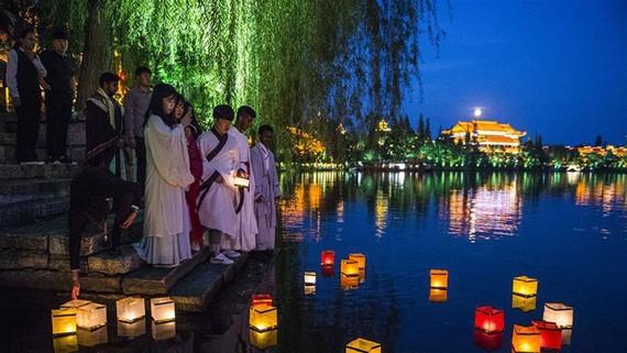 Hơn 97 triệu người du lịch dịp Tết Trung thu tại Trung Quốc