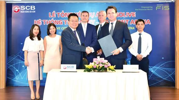 Việc hợp tác và triển khai thành công hệ thống Treasury - FIS Front Arena góp phần nâng cao hiệu quả hoạt động kinh doanh tiền tệ cho SCB
