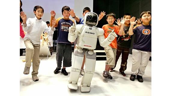 Nhật Bản: robot trí tuệ nhân tạo giảng dạy tiếng Anh