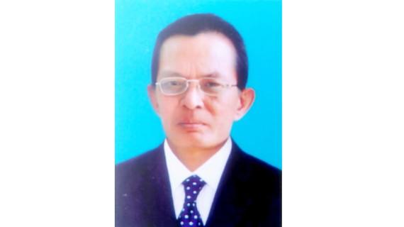 Nhà báo Trần Hoàng