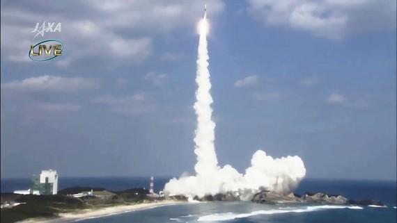Nhật Bản phóng vệ tinh theo dõi khí thải nhà kính
